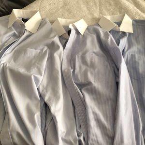 Jos. A Bank dress shirts